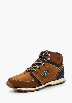 Ботинки, Helly Hansen, цвет: коричневый. Артикул: HE012AMLCE82.