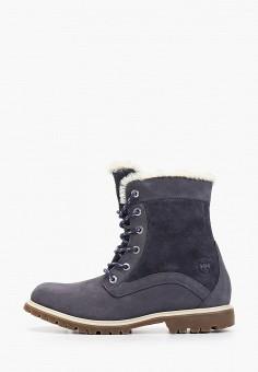 Ботинки, Helly Hansen, цвет: синий. Артикул: HE012AWFQBI6.