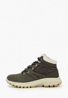 Ботинки, Helly Hansen, цвет: хаки. Артикул: HE012AWFQBI8. Обувь / Ботинки / Высокие ботинки