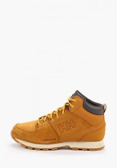 Ботинки, Helly Hansen, цвет: коричневый. Артикул: HE012AWFQBJ2. Обувь / Ботинки / Высокие ботинки