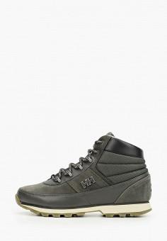 Ботинки, Helly Hansen, цвет: зеленый. Артикул: HE012AWFQBJ6.