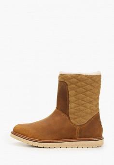 Полусапоги, Helly Hansen, цвет: коричневый. Артикул: HE012AWFQBK3. Обувь / Сапоги / Полусапоги