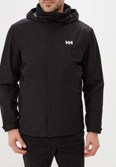 Куртка утепленная, Helly Hansen, цвет: черный. Артикул: HE012EMCJRK7. Одежда / Верхняя одежда / Демисезонные куртки