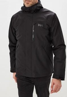 Куртка утепленная, Helly Hansen, цвет: черный. Артикул: HE012EMCJRK9.