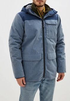 Куртка утепленная, Helly Hansen, цвет: синий. Артикул: HE012EMFQWP9. Одежда / Верхняя одежда / Пуховики и зимние куртки / Зимние куртки