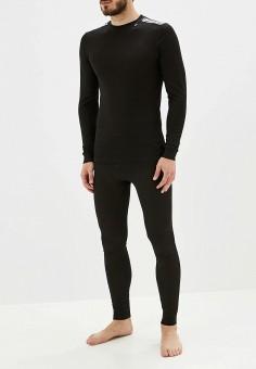 Комплект, Helly Hansen, цвет: черный. Артикул: HE012EMFQWR8. Одежда / Термобелье