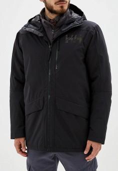 Куртка утепленная, Helly Hansen, цвет: черный. Артикул: HE012EMFQWV4. Одежда / Верхняя одежда / Пуховики и зимние куртки
