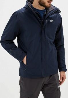 Куртка утепленная, Helly Hansen, цвет: синий. Артикул: HE012EMFQWV7. Одежда / Верхняя одежда / Демисезонные куртки