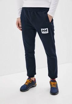 Брюки спортивные, Helly Hansen, цвет: синий. Артикул: HE012EMIMFG5.