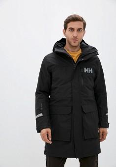 Парка, Helly Hansen, цвет: черный. Артикул: HE012EMKGOS9. Одежда / Верхняя одежда / Парки