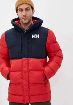 Куртка утепленная, Helly Hansen, цвет: красный. Артикул: HE012EMKGOT9. Одежда / Верхняя одежда / Пуховики и зимние куртки