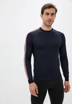 Термобелье верх, Helly Hansen, цвет: синий. Артикул: HE012EMKHAS3. Одежда / Термобелье