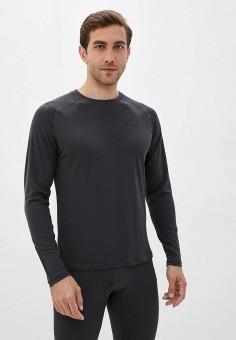 Термобелье верх, Helly Hansen, цвет: серый. Артикул: HE012EMKHAT6. Одежда / Термобелье
