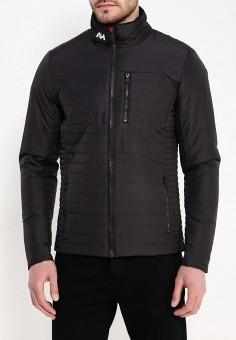 Куртка утепленная, Helly Hansen, цвет: черный. Артикул: HE012EMSHG76. Одежда / Верхняя одежда / Демисезонные куртки