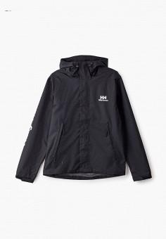 Ветровка, Helly Hansen, цвет: черный. Артикул: HE012EUKGPS6. Одежда / Верхняя одежда / Легкие куртки и ветровки