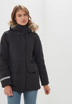 Парка, Helly Hansen, цвет: черный. Артикул: HE012EWDKIY5. Одежда / Верхняя одежда / Парки