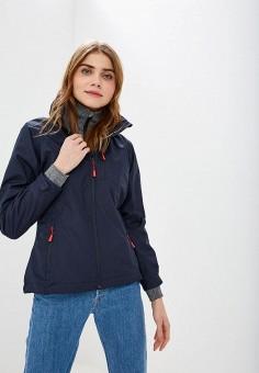 Куртка, Helly Hansen, цвет: синий. Артикул: HE012EWELRB3.