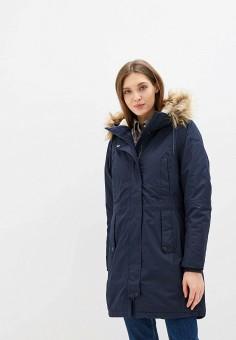 Парка, Helly Hansen, цвет: синий. Артикул: HE012EWFQWT6. Одежда / Верхняя одежда / Парки