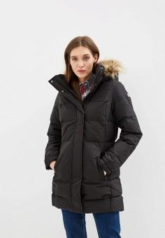 Куртка утепленная, Helly Hansen, цвет: черный. Артикул: HE012EWFQZT5.