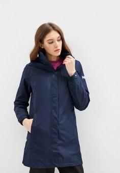 Куртка утепленная, Helly Hansen, цвет: синий. Артикул: HE012EWFQZV4.
