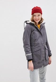 Парка, Helly Hansen, цвет: серый. Артикул: HE012EWHHWY1. Одежда / Верхняя одежда / Парки