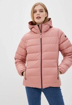 Пуховик, Helly Hansen, цвет: розовый. Артикул: HE012EWKGPY8.