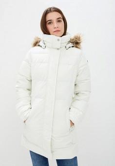 Парка, Helly Hansen, цвет: белый. Артикул: HE012EWLCE29.