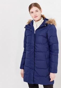 Парка, Helly Hansen, цвет: синий. Артикул: HE012EWLCE48. Одежда / Верхняя одежда / Парки