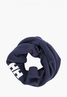 Снуд, Helly Hansen, цвет: синий. Артикул: HE012GUKGOM6. Аксессуары / Платки и шарфы