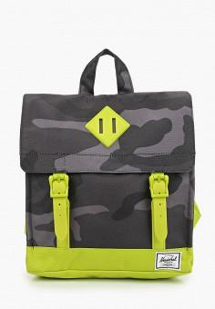 Рюкзак, Herschel Supply Co, цвет: серый. Артикул: HE013BBJQGO6. Мальчикам / Аксессуары