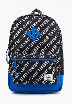 Рюкзак, Herschel Supply Co, цвет: черный. Артикул: HE013BBJQGP8. Мальчикам / Аксессуары
