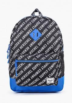 Рюкзак, Herschel Supply Co, цвет: черный. Артикул: HE013BBJQGQ4. Мальчикам / Аксессуары