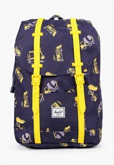 Рюкзак, Herschel Supply Co, цвет: синий. Артикул: HE013BBJQGQ8. Мальчикам / Аксессуары