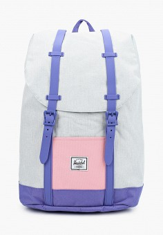 Рюкзак, Herschel Supply Co, цвет: голубой. Артикул: HE013BGJQGQ7. Девочкам / Аксессуары