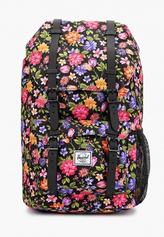Рюкзак, Herschel Supply Co, цвет: черный. Артикул: HE013BGJQGQ9. Девочкам / Аксессуары