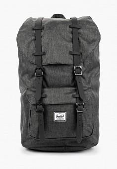 Рюкзак, Herschel Supply Co, цвет: черный. Артикул: HE013BUCXSJ4. Аксессуары / Рюкзаки