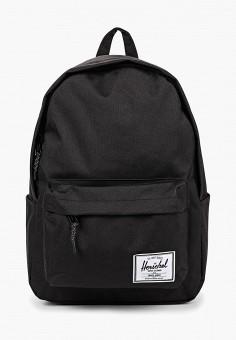 Рюкзак, Herschel Supply Co, цвет: черный. Артикул: HE013BUFHRI8. Аксессуары / Рюкзаки