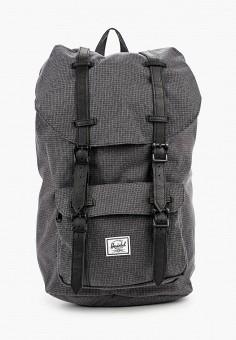 Рюкзак, Herschel Supply Co, цвет: серый. Артикул: HE013BUJMPR5. Аксессуары / Рюкзаки / Рюкзаки