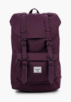Рюкзак, Herschel Supply Co, цвет: фиолетовый. Артикул: HE013BUJMPW6. Аксессуары / Рюкзаки