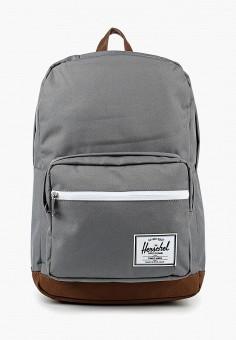 Рюкзак, Herschel Supply Co, цвет: серый. Артикул: HE013BURJG34. Аксессуары / Рюкзаки