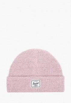 Шапка, Herschel Supply Co, цвет: розовый. Артикул: HE013CGJQGR4. Девочкам / Аксессуары