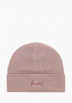 Шапка, Herschel Supply Co, цвет: розовый. Артикул: HE013CUCXSU2. Аксессуары / Головные уборы / Шапки