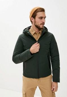 Пуховик, Hetrego, цвет: зеленый. Артикул: HE832EMKDMO8. Одежда / Верхняя одежда / Пуховики и зимние куртки