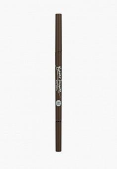 Карандаш для бровей, Holika Holika, цвет: коричневый. Артикул: HO009LWTHJ86. Красота / Макияж