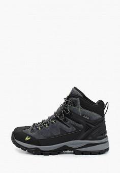 Ботинки трекинговые, Icepeak, цвет: синий. Артикул: IC647AMIPTD0. Обувь / Ботинки