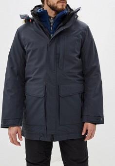 Куртка утепленная, Icepeak, цвет: синий. Артикул: IC647EMGNXK1. Одежда / Верхняя одежда / Демисезонные куртки
