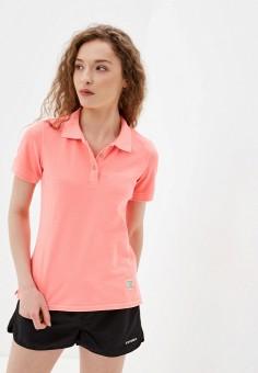 Поло, Icepeak, цвет: розовый. Артикул: IC647EWJETP0. Одежда / Футболки и поло