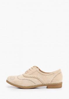 Ботинки, Ideal Shoes, цвет: бежевый. Артикул: ID007AWIXMZ6. Обувь / Ботинки
