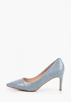 Туфли, Ideal Shoes, цвет: голубой. Артикул: ID007AWIXNB9. Обувь / Туфли / Лодочки