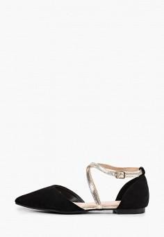 Туфли, Ideal Shoes, цвет: черный. Артикул: ID007AWJDKE3. Обувь / Туфли